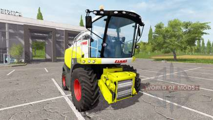 CLAAS Jaguar 860 für Farming Simulator 2017
