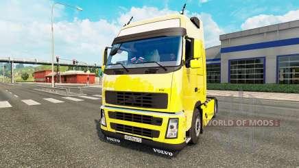Volvo FH12 440 v2.0 pour Euro Truck Simulator 2