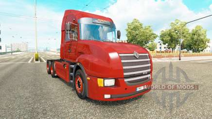 Oural-6464 v0.3 pour Euro Truck Simulator 2