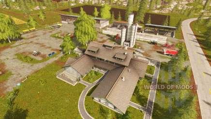 Goldcrest Valley v1.1 pour Farming Simulator 2017