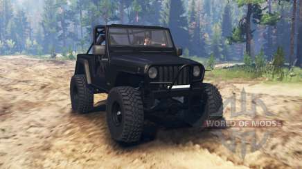 Jeep Wrangler (TJ) für Spin Tires