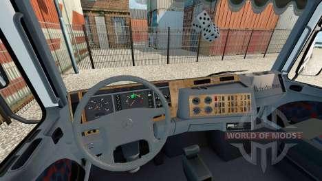 Mercedes-Benz Actros 1843 MP1 pour Euro Truck Simulator 2