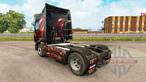 Haut-Republic of Gamers für Traktor Renault für Euro Truck Simulator 2