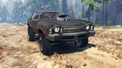 Chevrolet Monte Carlo 1973 Mad Max