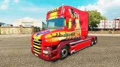 Beau Haut für LKW Scania T