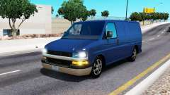 Chevrolet Express pour le trafic