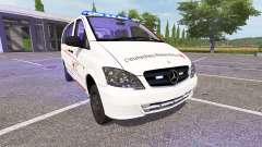 Mercedes-Benz Viano First Responder