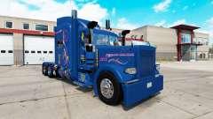La peau d'Excellence pour le camion Peterbilt 38