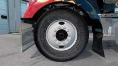 De vrais pneus v2.0