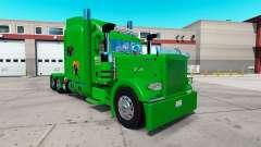 Boyd Transport skin für den truck-Peterbilt 389