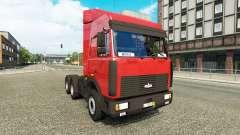 MAZ-5432 v5.0.1 für Euro Truck Simulator 2