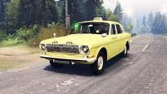 GAZ-24 Wolga Taxi v2.0