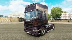 Haut Viking für LKW Scania