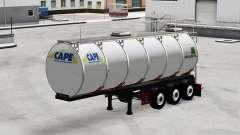Lebensmittel-tank-Auflieger-Menci