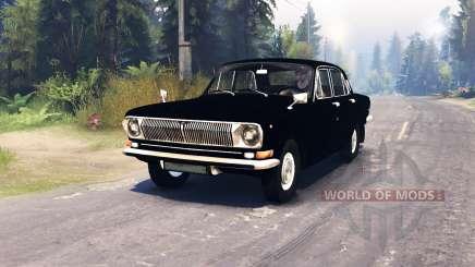 GAZ-24 Volga Service pour Spin Tires