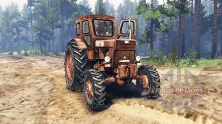 T-40 für Spin Tires