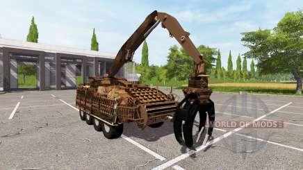 Stryker M1132 für Farming Simulator 2017