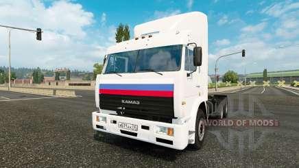 KamAZ-54115 pour Euro Truck Simulator 2