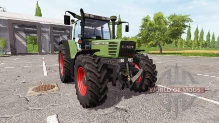 Fendt Favorit 512C Turbomatic v2.0.5 pour Farming Simulator 2017