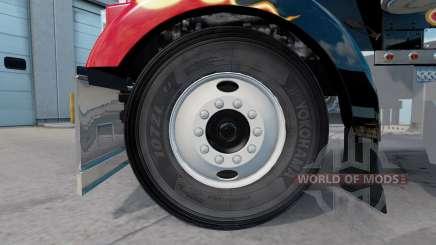 De vrais pneus v2.0 pour American Truck Simulator