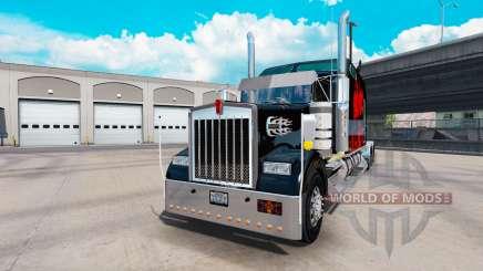 Kenworth W900B Long v1.5 für American Truck Simulator