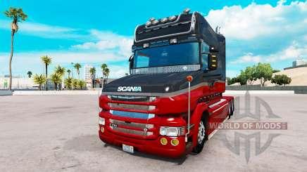 Scania T v2.0 für American Truck Simulator