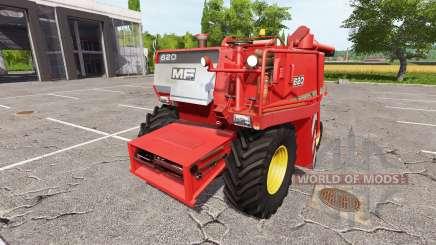 Massey Ferguson 620 v1.1 pour Farming Simulator 2017