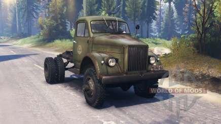 GAZ 63П v1.1 pour Spin Tires