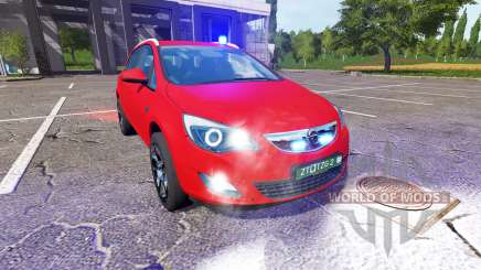 Opel Astra Sports Tourer (J) pour Farming Simulator 2017