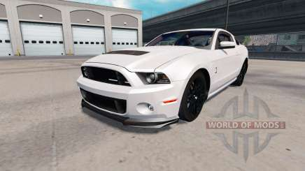 Shelby GT500 pour American Truck Simulator