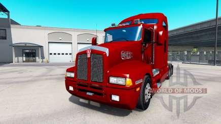 Kenworth T600 pour American Truck Simulator