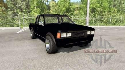 Datsun 720 1981 King Cab v0.3 pour BeamNG Drive