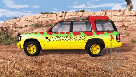 Gavril roamer tour car jurassic park v0 7 pour beamng drive - Telecharger jurassic park 4 ...