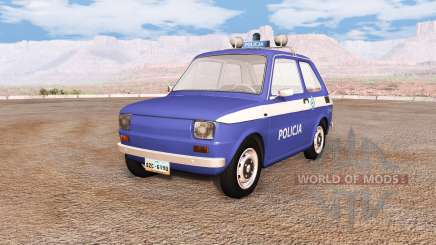 Fiat 126p v6.0 pour BeamNG Drive