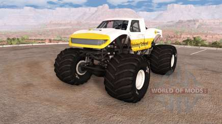 CRD Monster Truck v1.06 pour BeamNG Drive