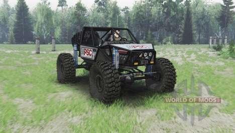 Nix Mantis Crawler v2.0 pour Spin Tires