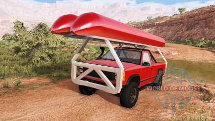 Gavril D-Series deployable pontoons v0.65 für BeamNG Drive