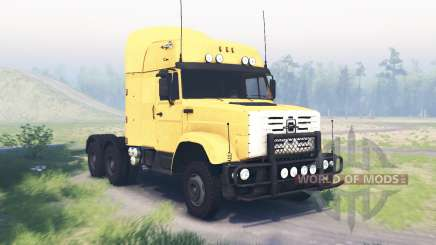 ZIL 133-05A v2.0 pour Spin Tires