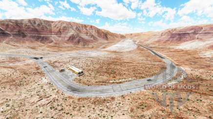Crimson valley pour BeamNG Drive