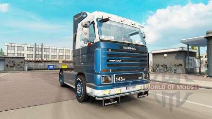 Scania 143M 500 v3.9 für Euro Truck Simulator 2
