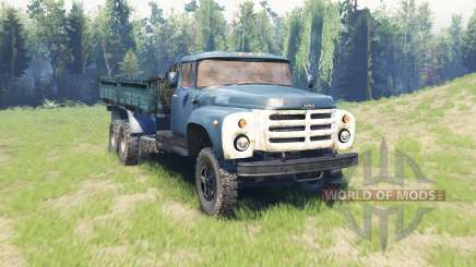 ZIL 133G1 pour Spin Tires