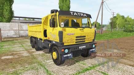 Tatra T815 pour Farming Simulator 2017