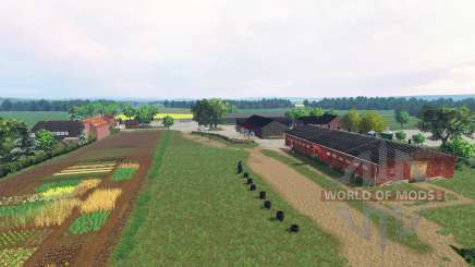 Made In Germany v0.94 pour Farming Simulator 2015