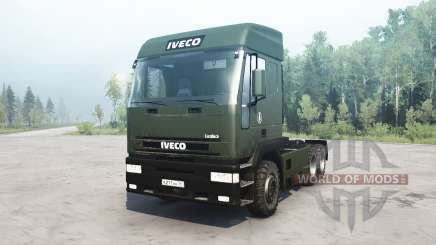 Iveco EuroTech pour MudRunner