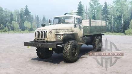 Ural 43206 v2.0 für MudRunner