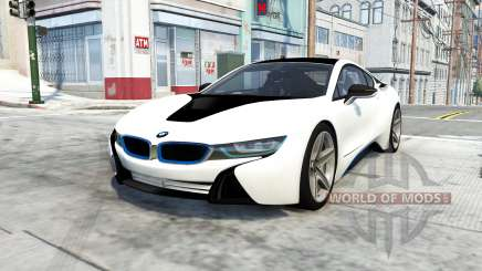 BMW i8 eDrive (I12) pour BeamNG Drive
