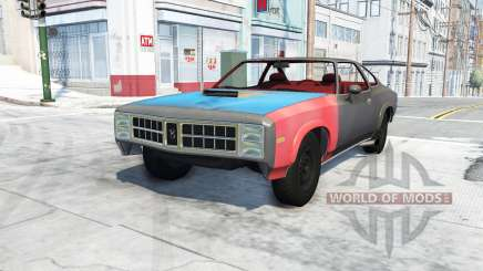 Bruckell Moonhawk general pour BeamNG Drive