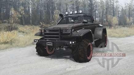 Yamal H-4 L 2013 pour MudRunner