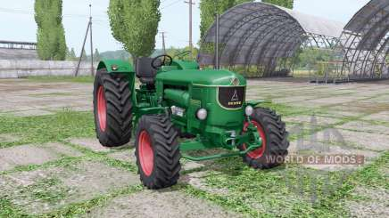 Deutz D 90 05 v0.9.7 pour Farming Simulator 2017
