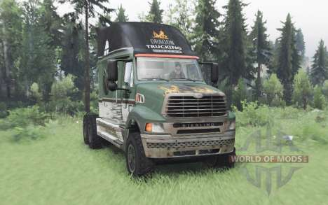 Sterling A9500 Dragon v1.3 pour Spin Tires